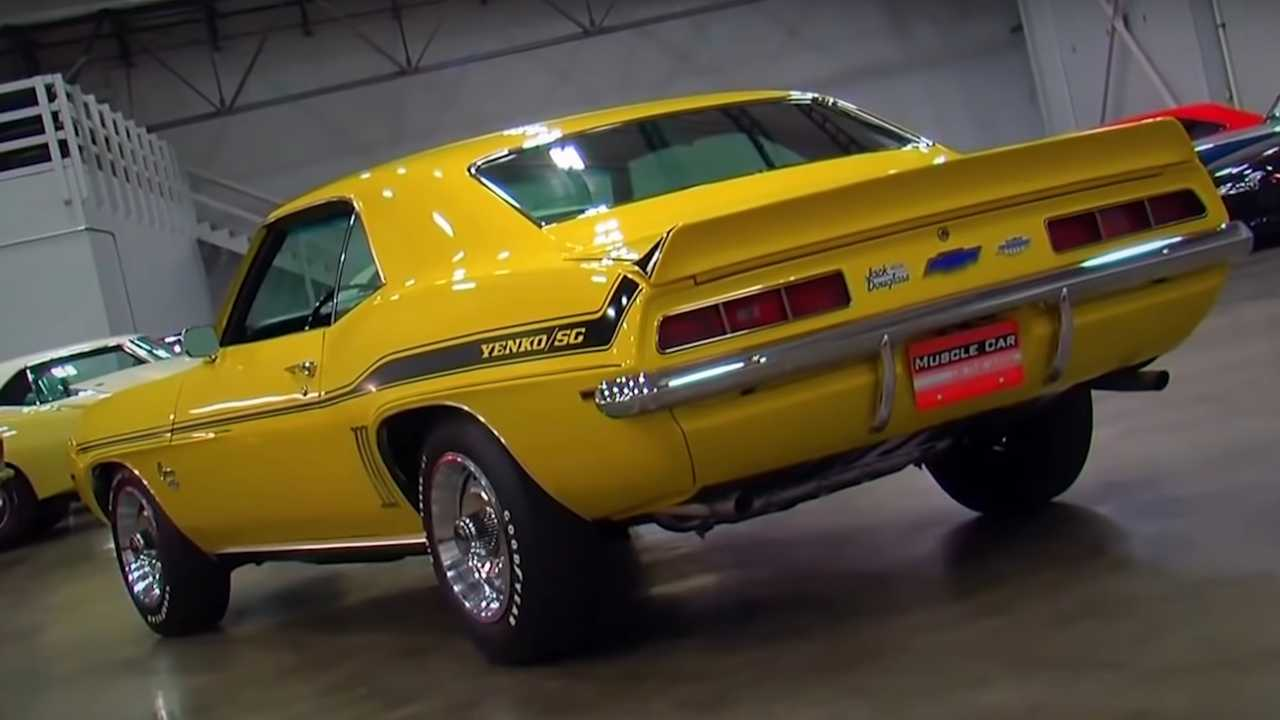 Video: Muscle Car Of The Week Talks Spoilers And Aerodynamics