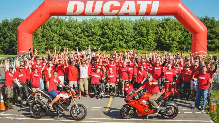 You Can Ride a Ducati on Track Led by Expert Instructors