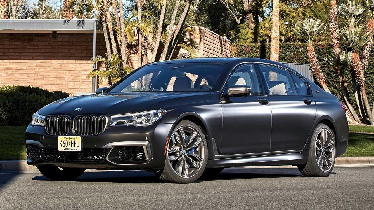 6. BMW M760i xDrive