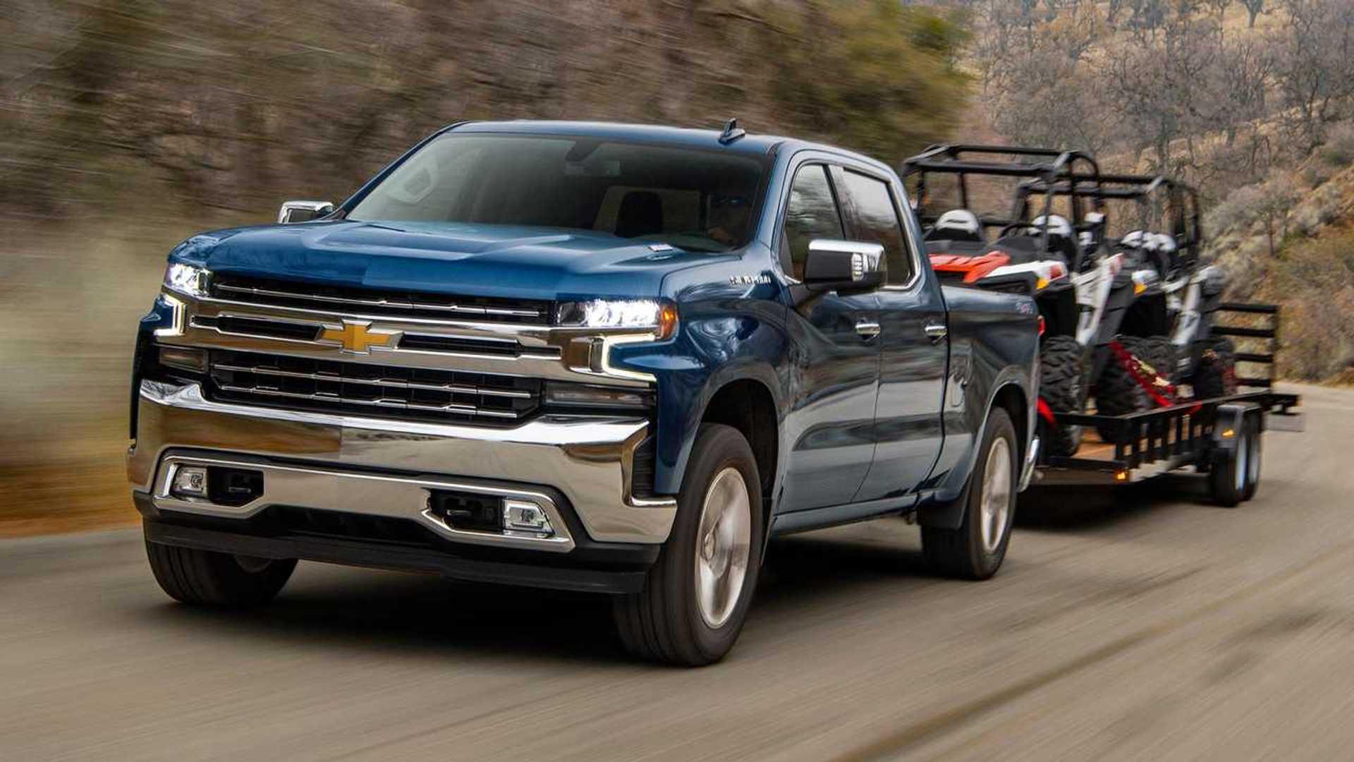 Chevrolet Silverado 3.0L Diesel Confirmed With 277 HP, 460 ...