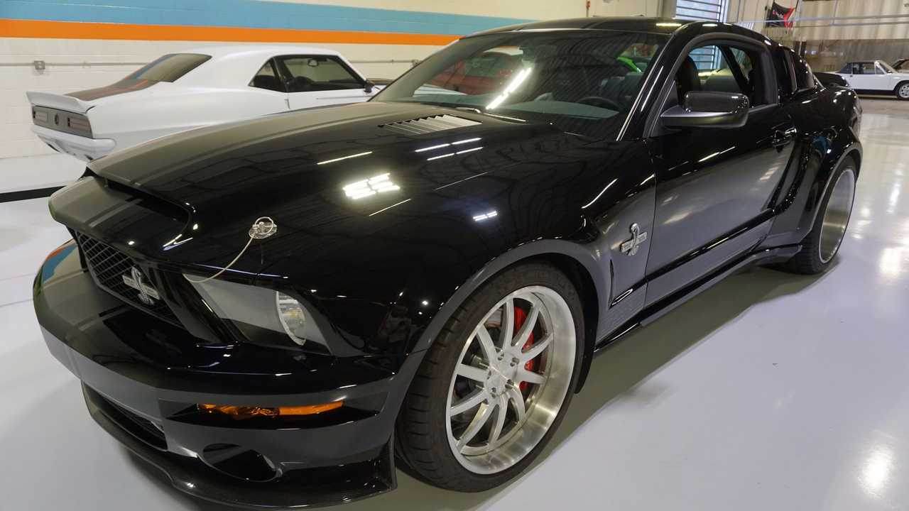 2007 Ford Mustang Super Snake Will Add Bite To Any Collection