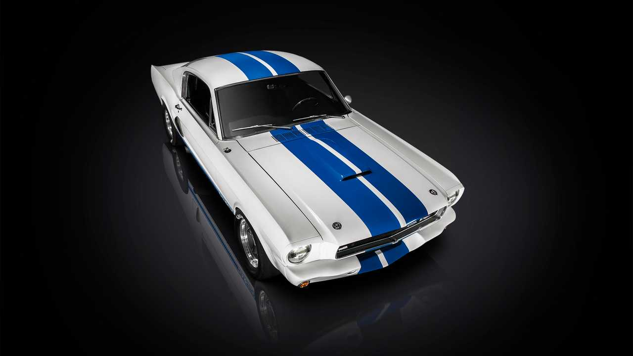 1966 Ford Mustang Fastback GT350R Tribute