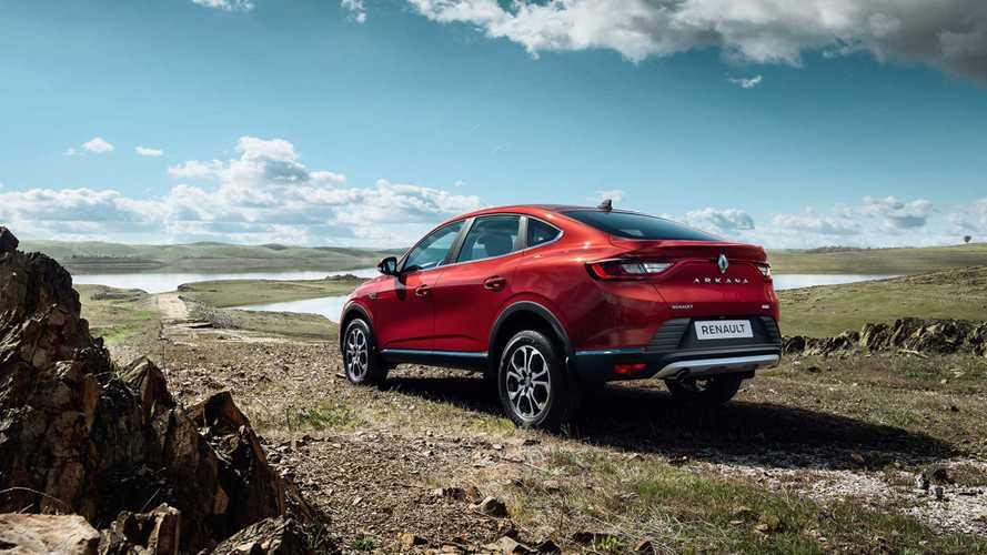 Le Renault Arkana devrait débarquer en France d'ici 2021