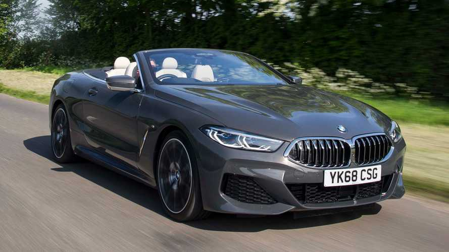 BMW's new 8 Series Convertible costs £83,295