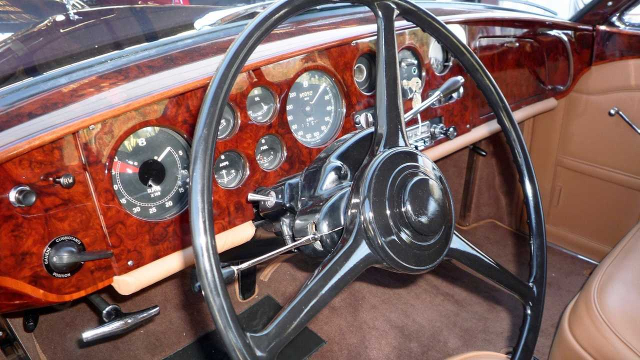 CFS: 1961 Bentley S2 Continental James Young