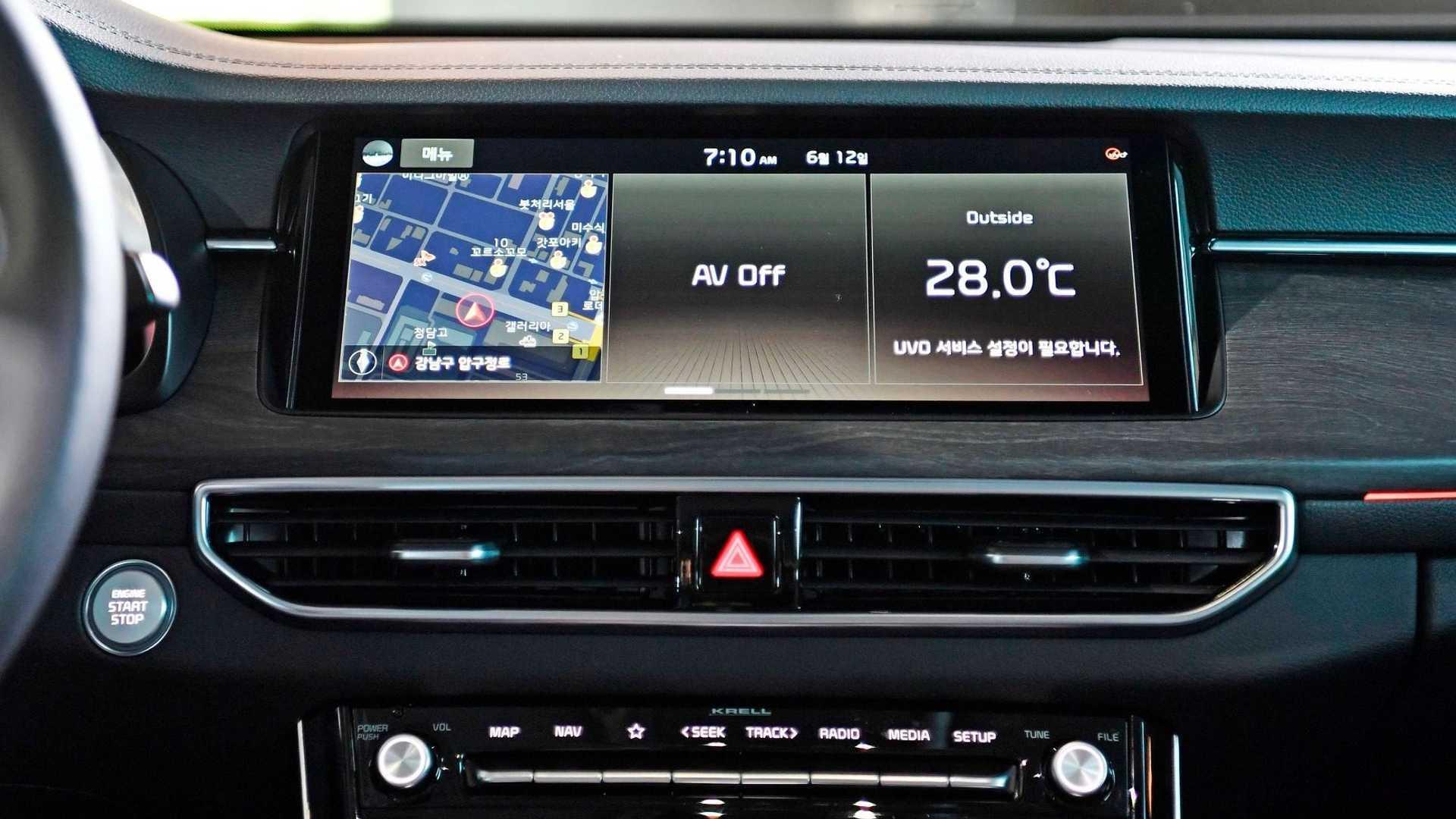 2020 Kia Cadenza Reveals Its Radical Facelift In South Korea