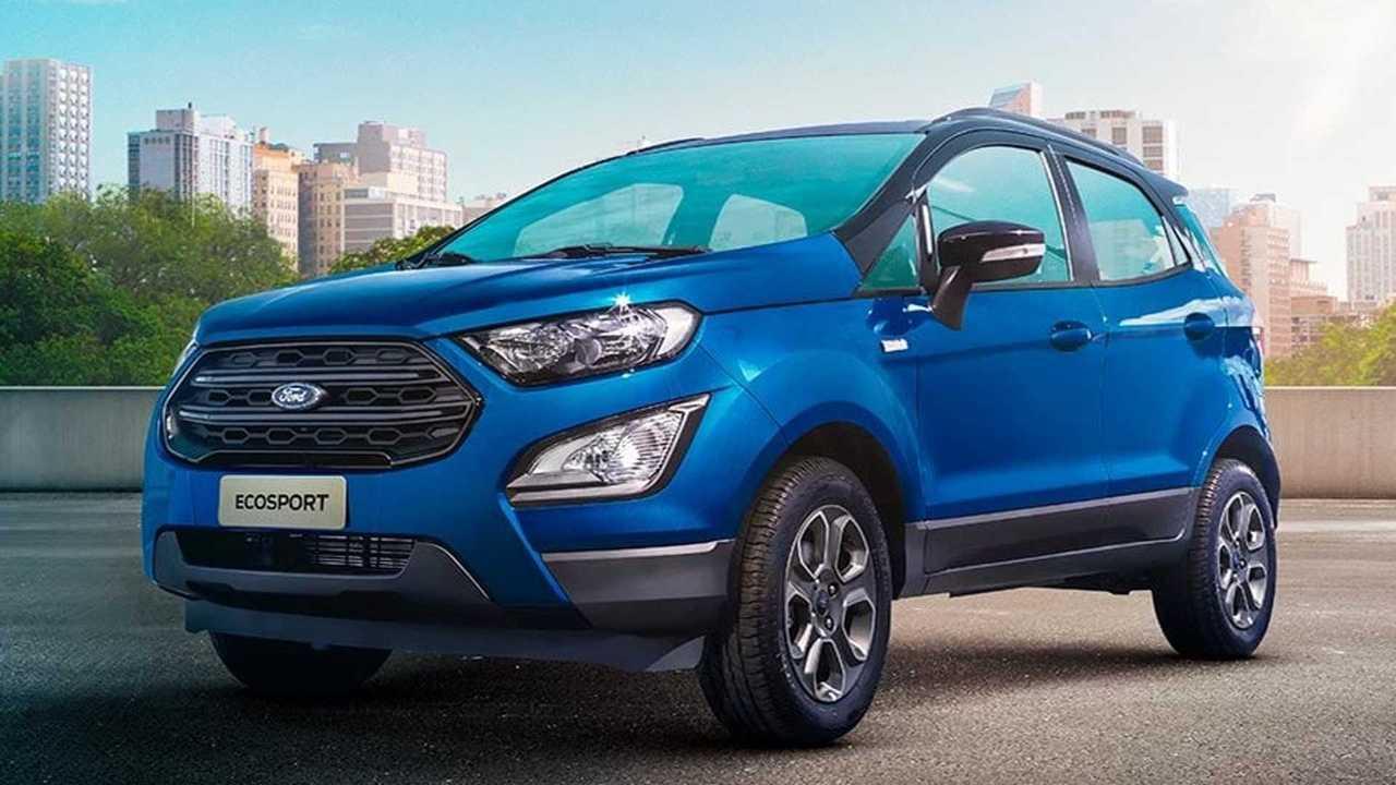 Ford EcoSport e Ka Edição Limitada