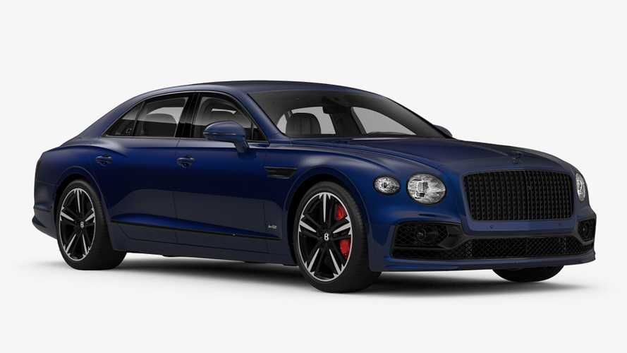 2020 Bentley Flying Spur: Here's how we'd spec it