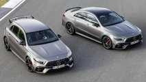 nuove mercedes amg a 45 cla 45 4matic 2019