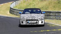 Jaguar F-Type Coupe And Convertible Spy Photos