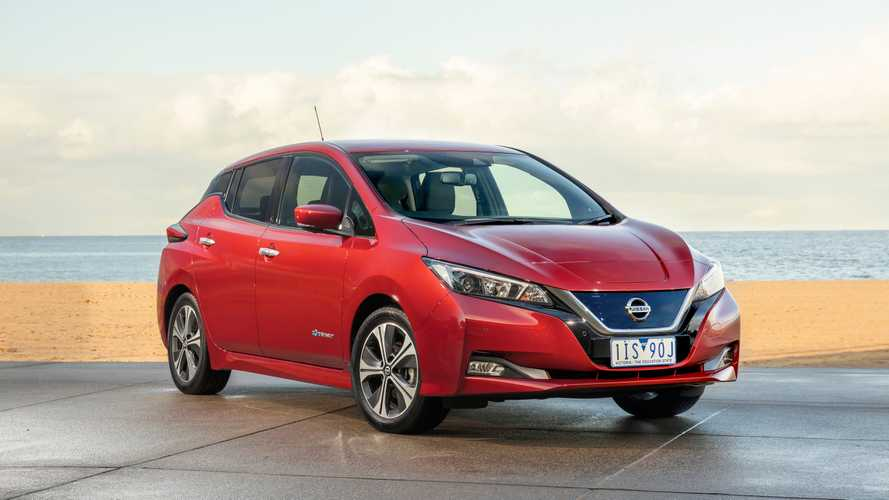 Nissan LEAF in Australia