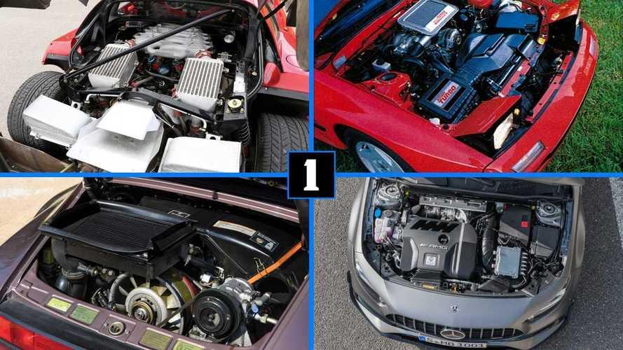 Ünlü motorların kodlarını biliyor musunuz?