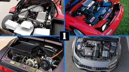 ¿Conoces los códigos internos de estos motores famosos?