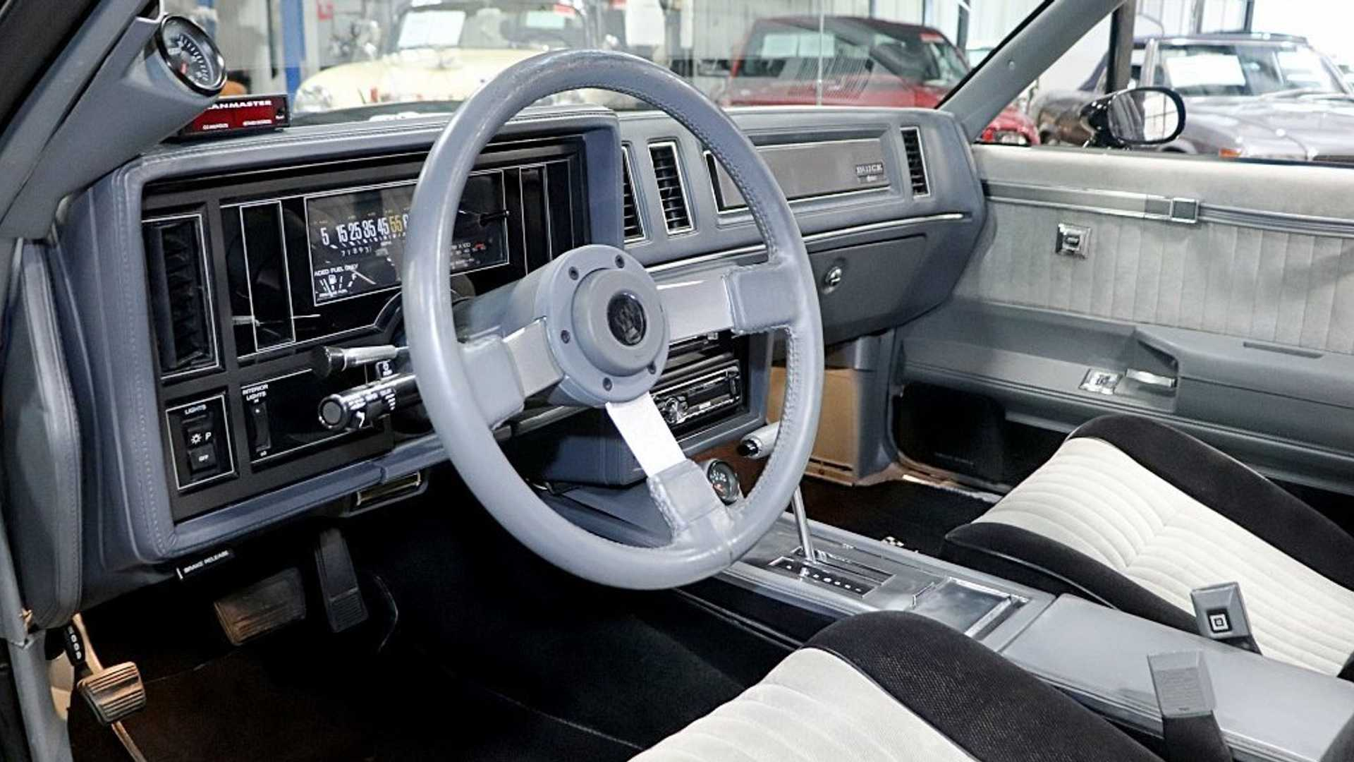 "[""Driver-Quality 1987 Buick Grand National Has 71k Miles""]"