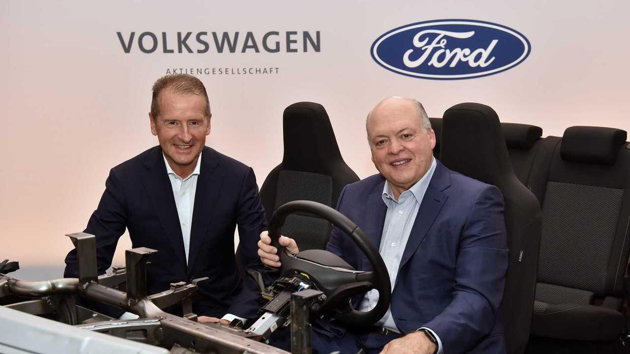Ford-VW agreement