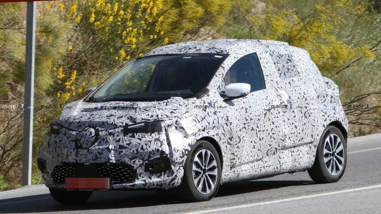 Renault Zoe 2020 (flagra)