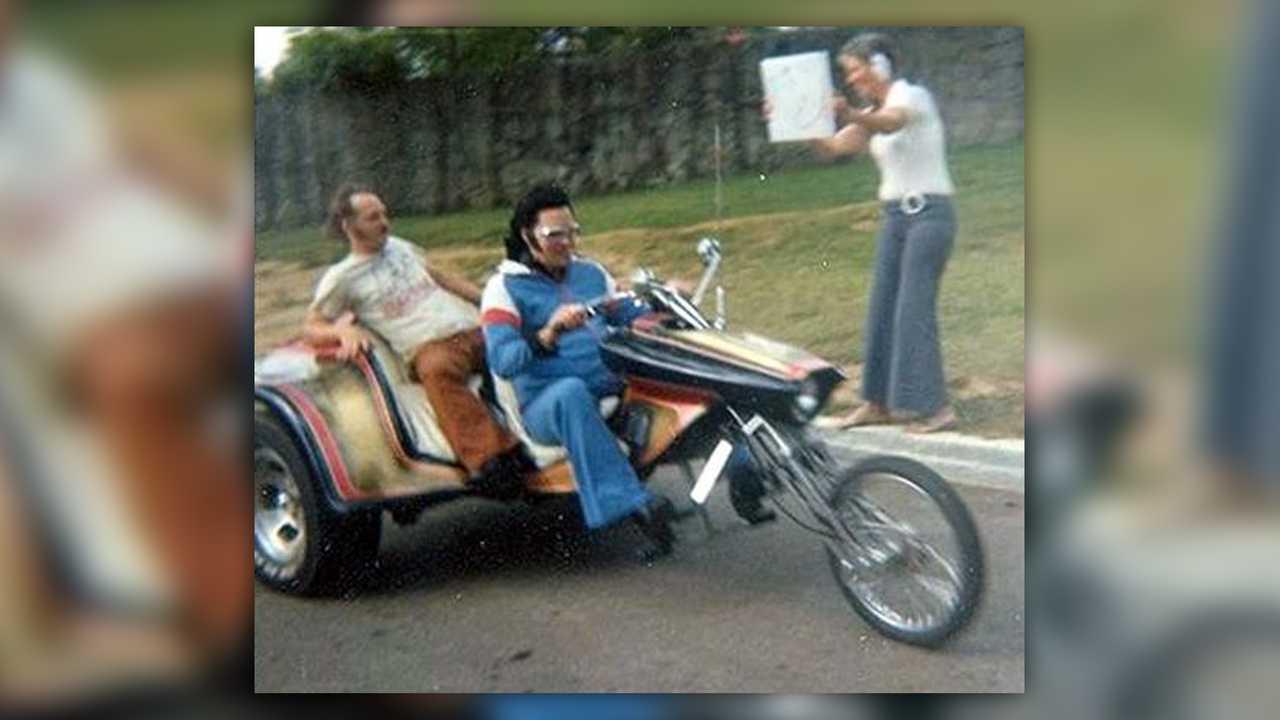 1975 Super Cycle Stallion Trike