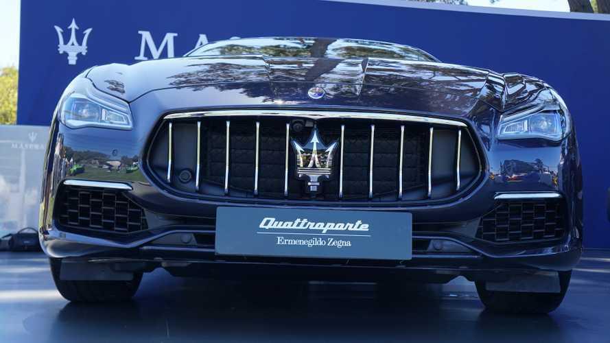Maserati At Monterey Car Week