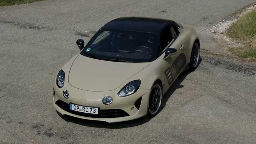 RaceChip potencia el Alpine A110 a 304 CV... por 700 euros