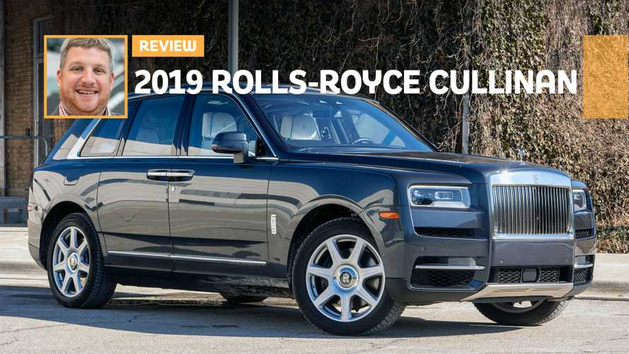 2019 Rolls-Royce Cullinan Review: High On Ecstasy