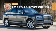 2019 rolls royce cullinan review