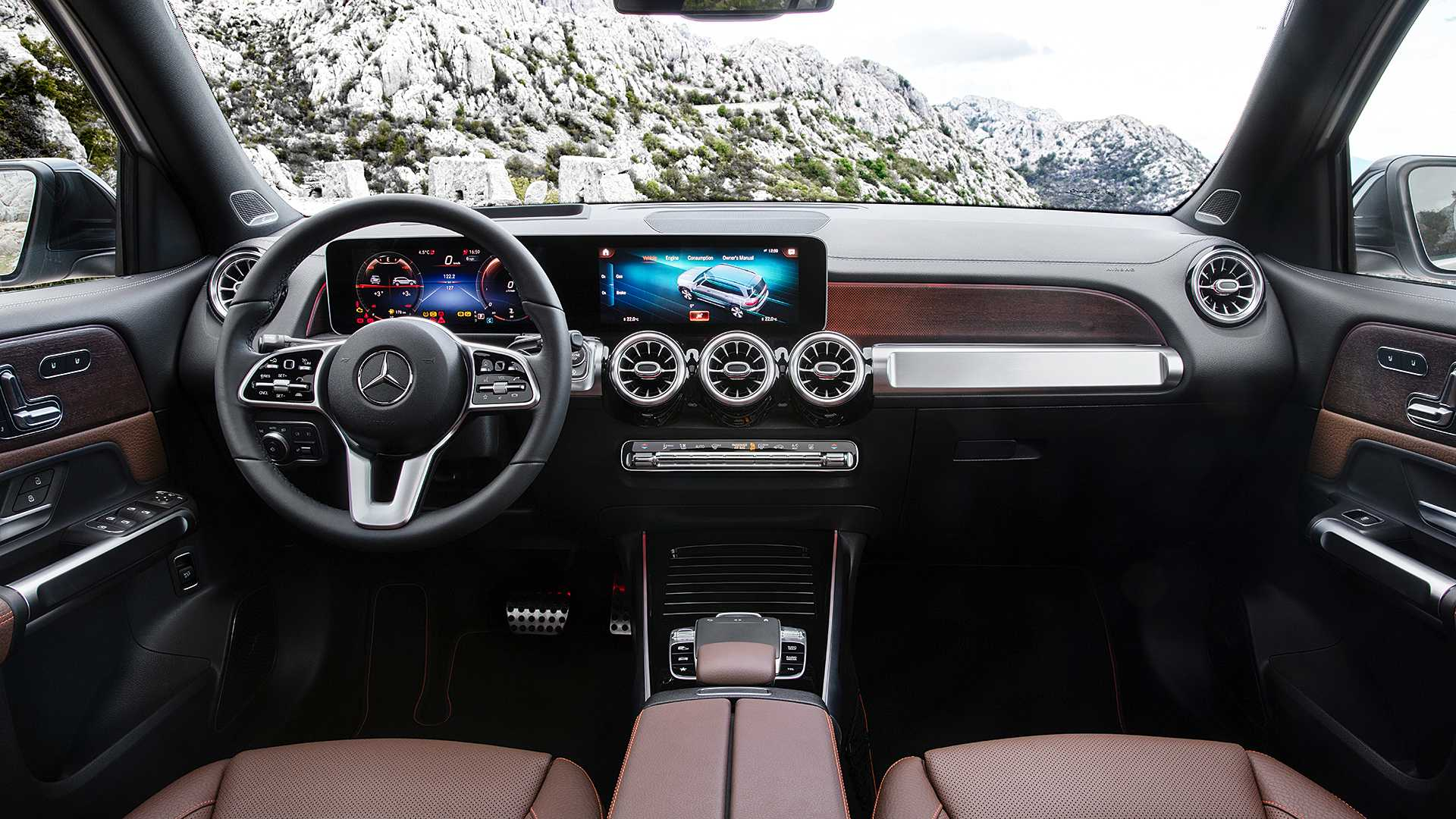 2020 Mercedes Benz Glb 250 Priced From 36 600 In The States