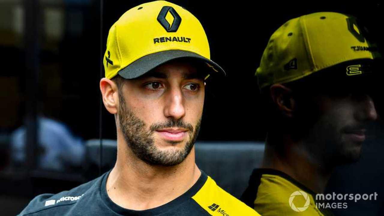 Daniel Ricciardo at Monaco GP 2019