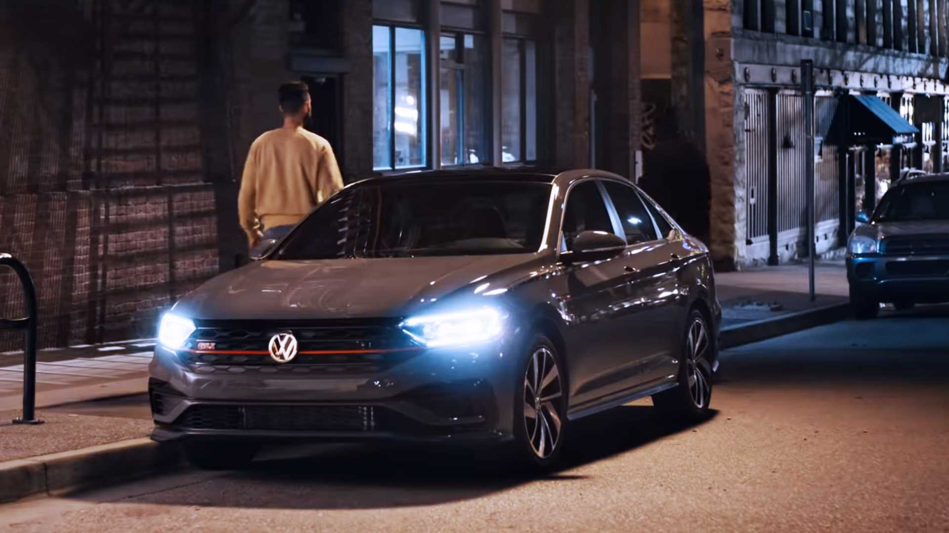 Vw Jetta Gli Ad Sees The Manual Transmission As Anti Theft Device