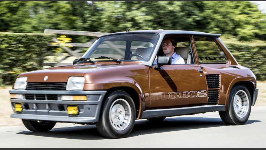 Subasta Renault 5 Turbo 2 (1983)