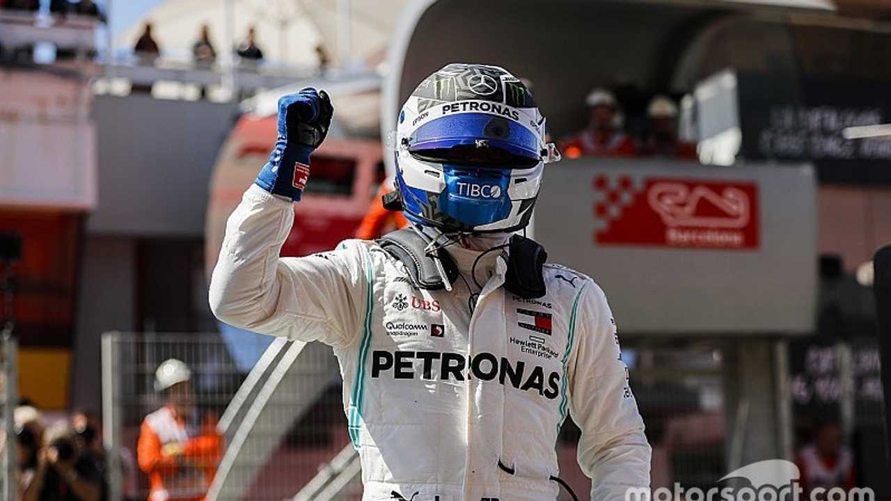 Valteri Bottas GP Espana F1 2019
