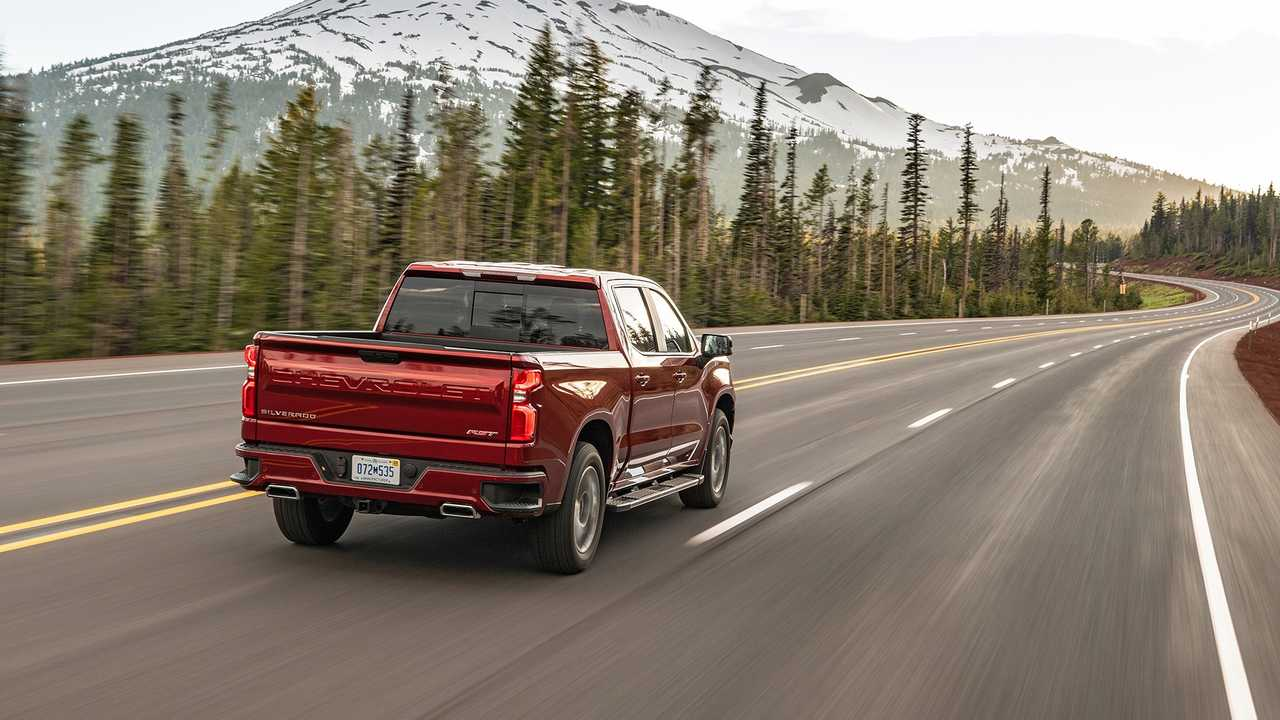 2020 Chevrolet Silverado 1500 Diesel First Drive: An Easy Choice