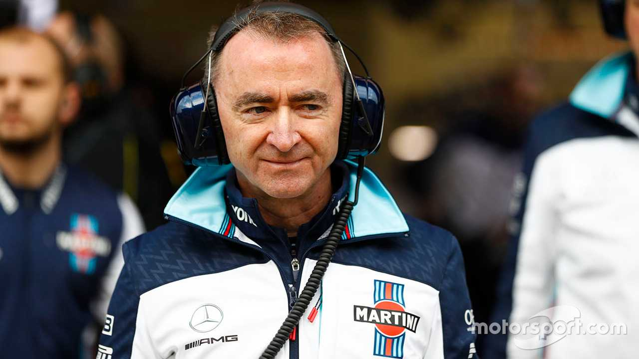 Paddy Lowe - Williams Formula 1 at Barcelona February 2019 testing