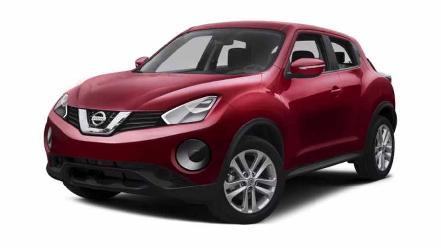 Nissan Juke's digital makeover can't make it beautiful