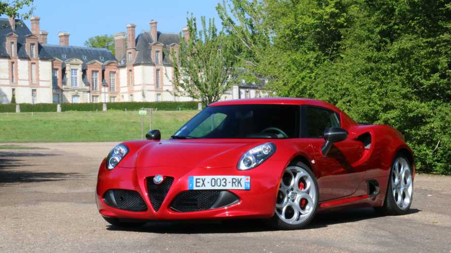 Essai Alfa Romeo 4C - La vie d'avant