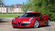 Essai Alfa Romeo 4C (2019)