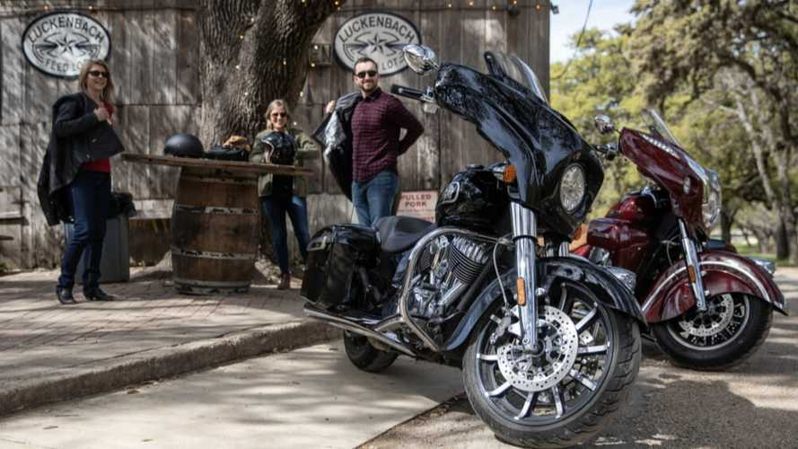 Indian Motorcycle's New Rental Program Is On Point