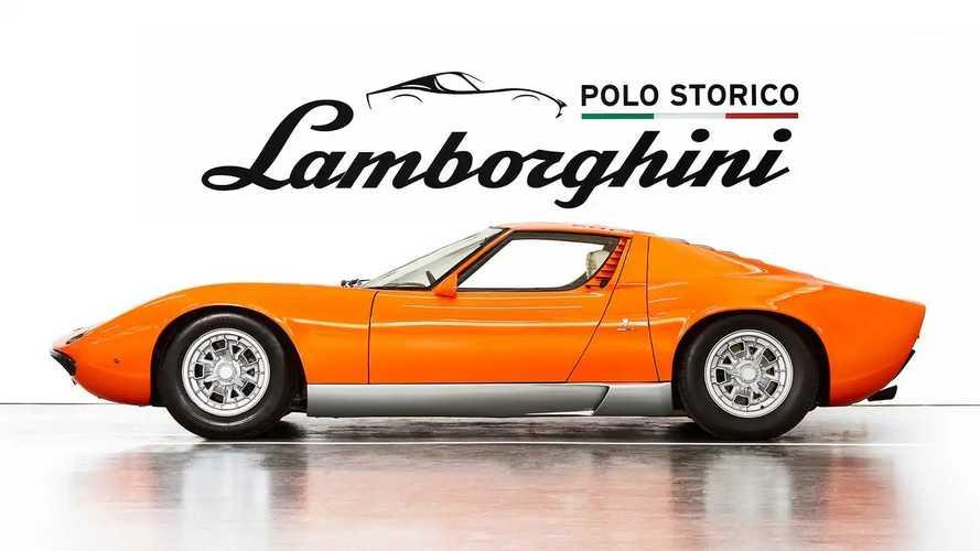 """Lamborghini Miura P400 aus """"The Italian Job"""""""