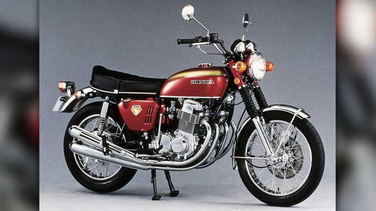 1969 Honda CB 750 Four