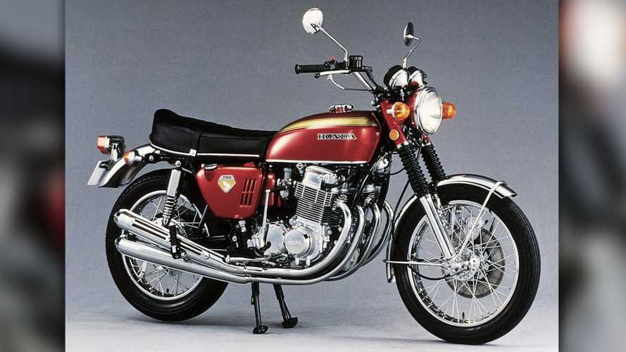 Birth Of The Japanese Superbike: Happy Anniversary CB750 Four!