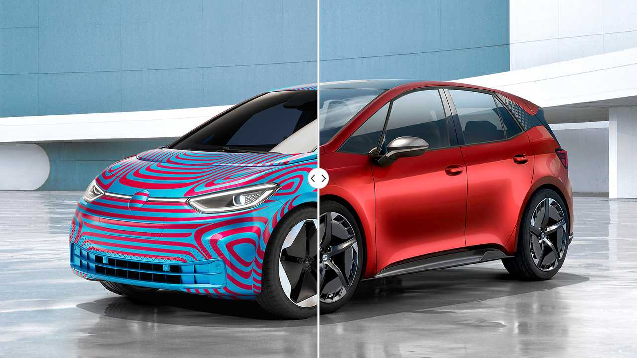 Volkswagen ID.3 vs. Seat el-Born