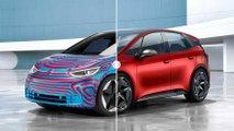 VW ID.3 und Seat el-Born im ersten Vergleich
