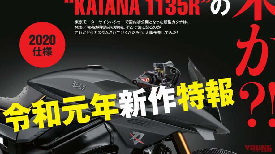 Yoshimura: nel 2020 una nuova Suzuki Katana 1135R