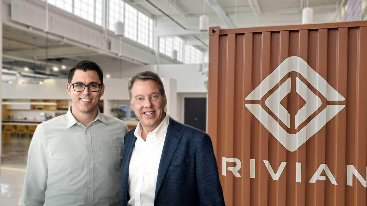 Rivian and Ford