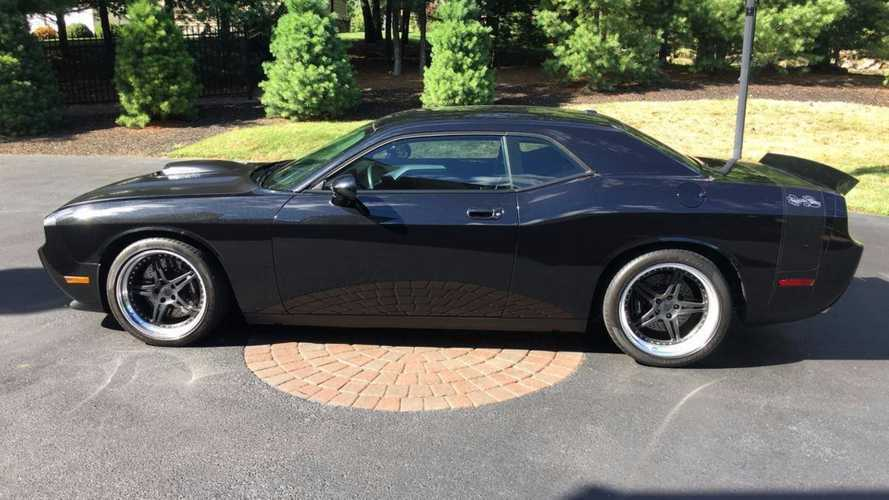 Ultimate Road Going Richard Petty Dodge Challenger Up For Sale!