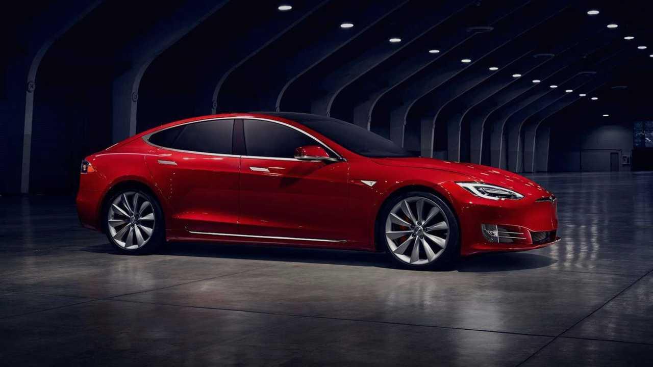 1. Tesla Model S – 35.5 days on market