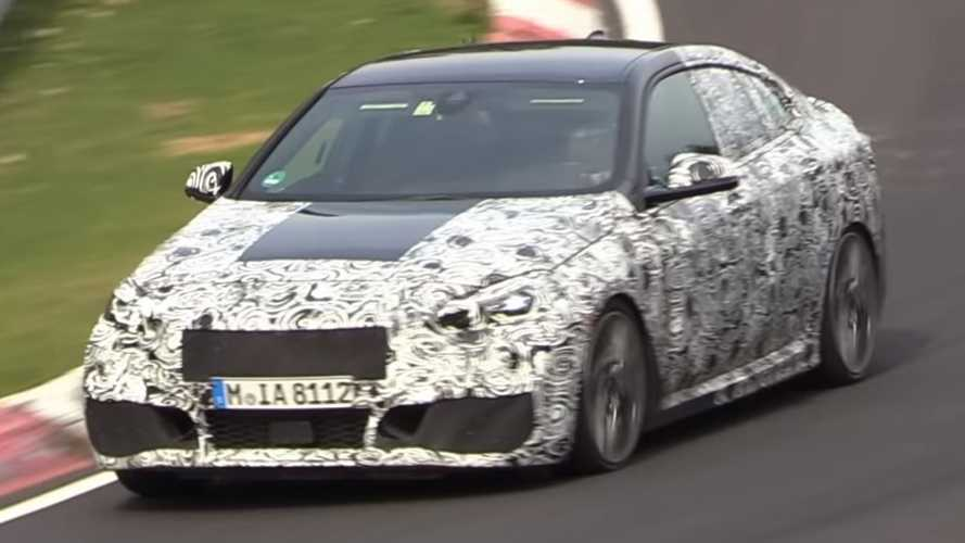 BMW M235i Gran Coupe Flexes Muscles At The Nurburgring Gym