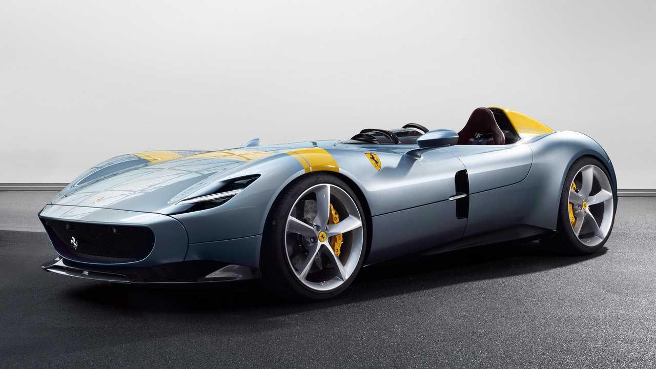 Ferrari Monza SP1 / SP2