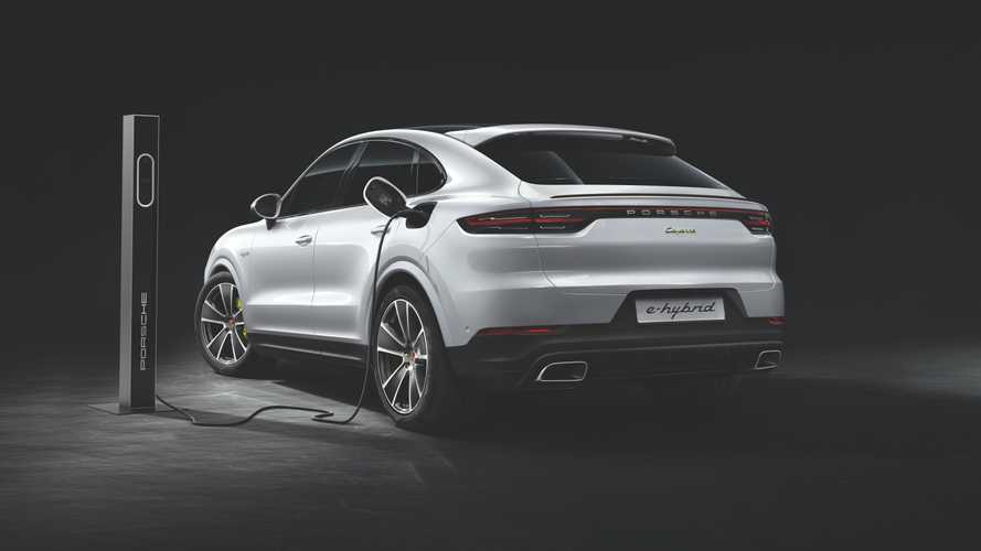 2020 Porsche Cayenne Turbo S E-Hybrid, Coupe Turbo S E-Hybrid ve Coupe E-Hybrid