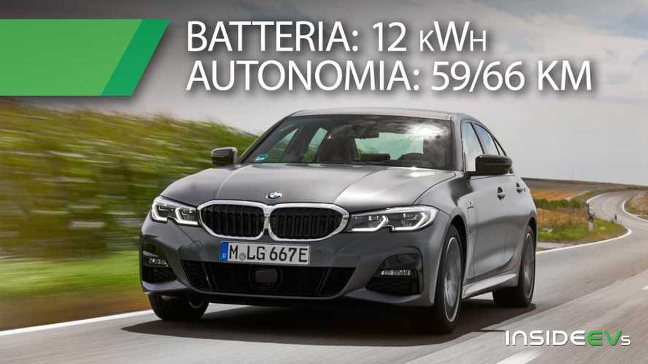 BMW Serie 3 plug-in