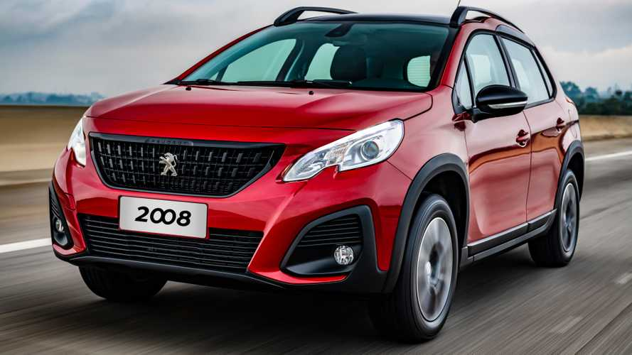 Peugeot 2008 é oferecido em promoção com até R$ 17.600 de desconto